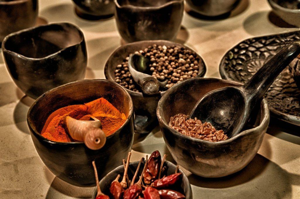 Techniques de poterie