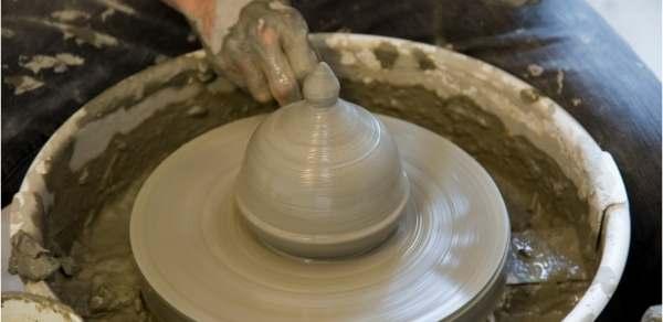 Les techniques de poterie